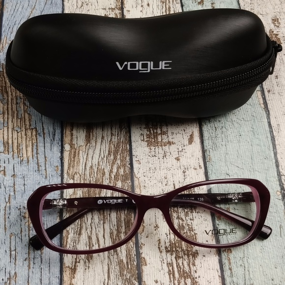 Vogue Eyeglasses VO3944B 811 Dark Brown 54 18 135